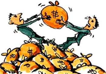 Отсутсвие механизмов влияния на неплательщиков