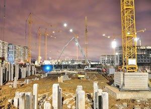 Строительство в Екатеринбурге после вступления в СРО