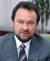 Председатель Байкальского Сбербанка Владимир Салмин