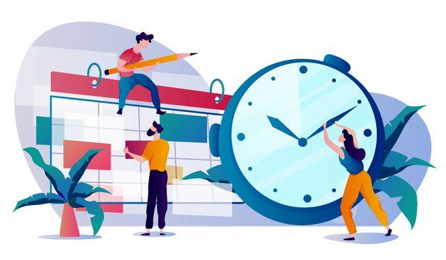 Концепция управления временем для оптимизации бизнес-процессов